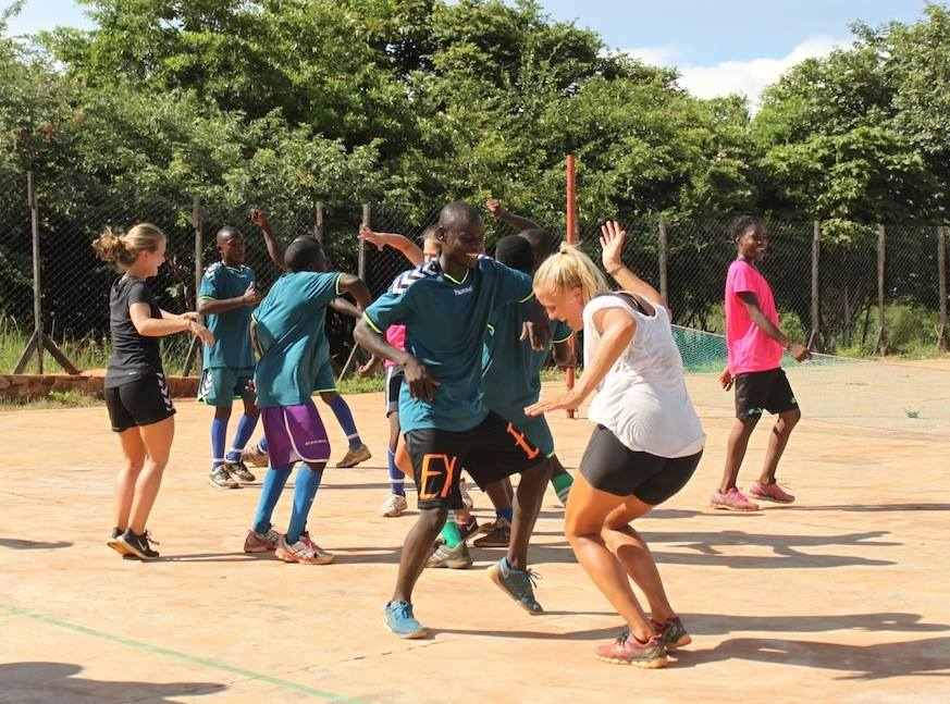 Eventure byder frivillige velkommen til Zambia til september