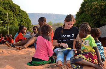 Zambia er livsglæde og latter