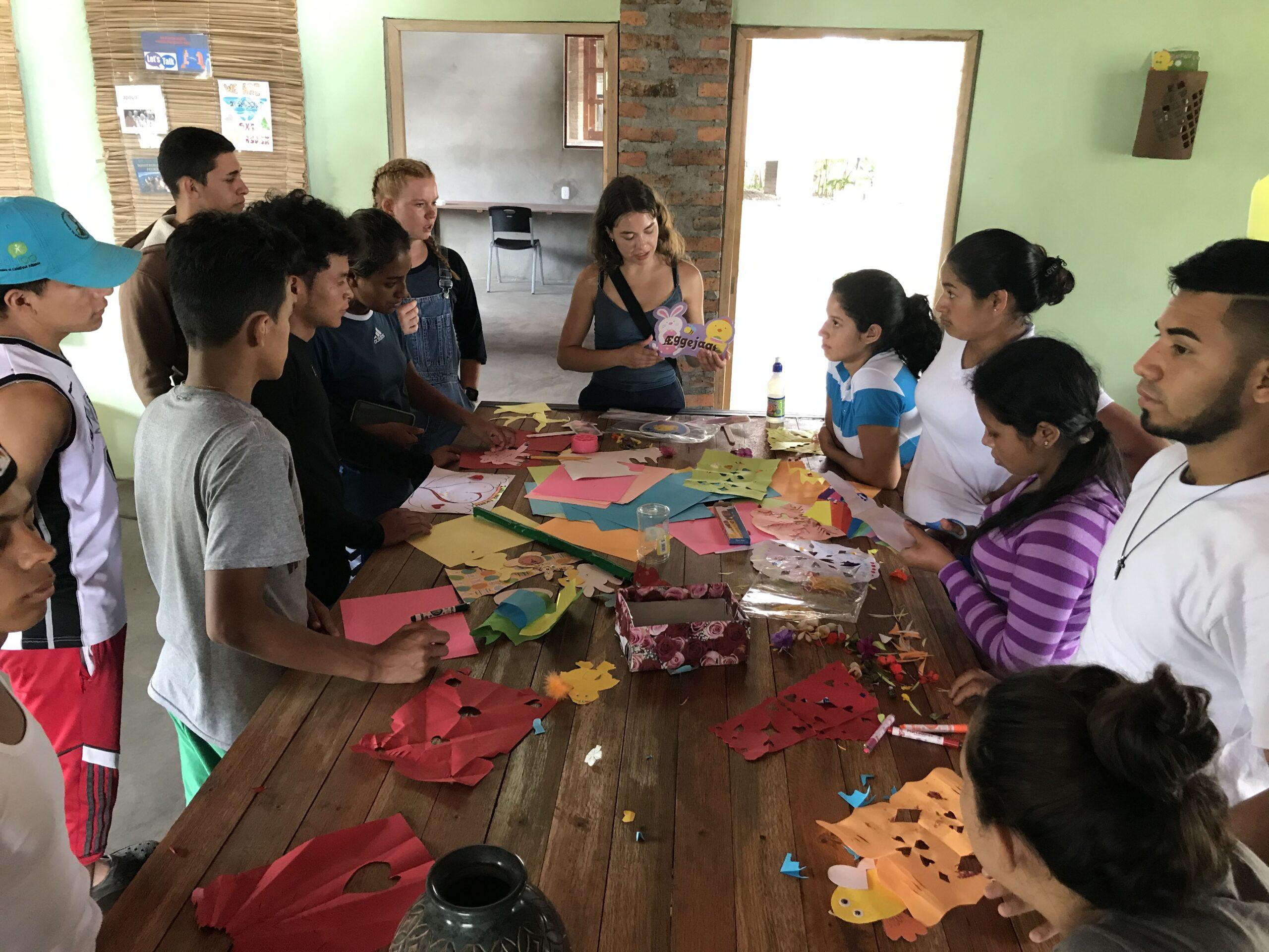 Bliv Frivillig i Nicaragua