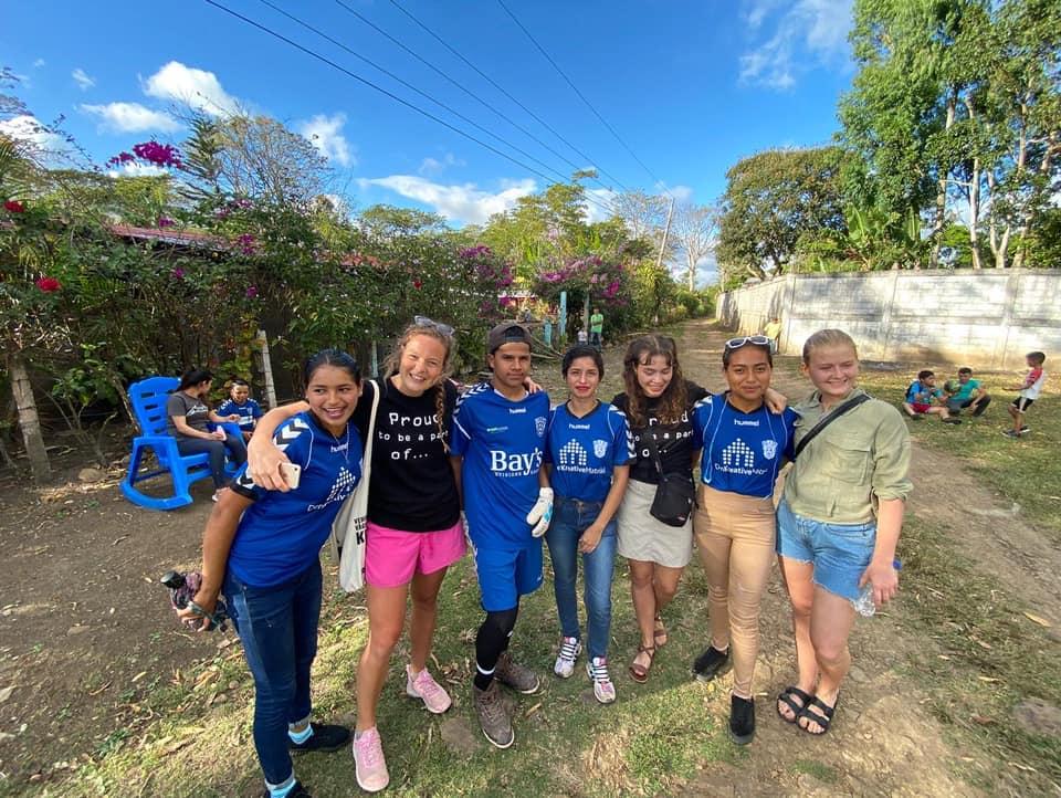 Om Projekt Nicaragua